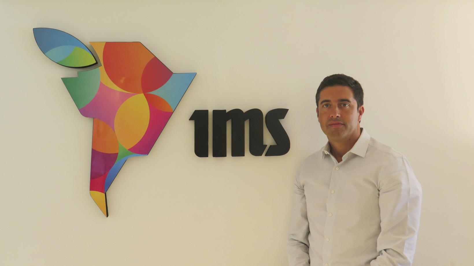 IMS anuncia a Facundo Guzmán como Country Manager de la oficina de Argentina.