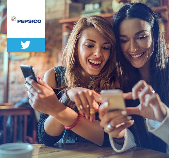 Caso de éxito Pepsico en Twitter