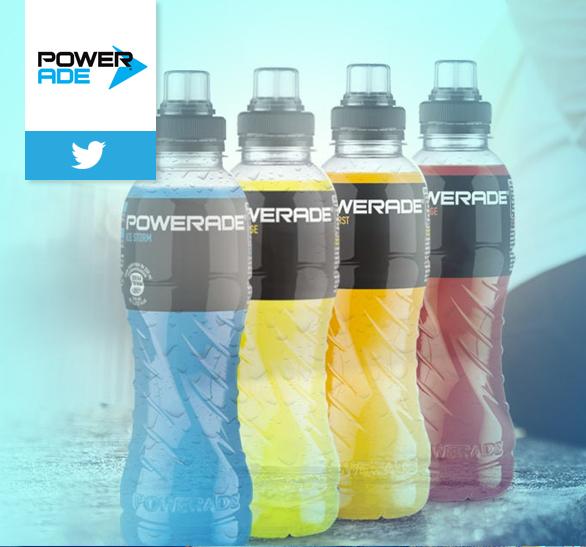 Powerade Case Study On Twitter Ims Corporate