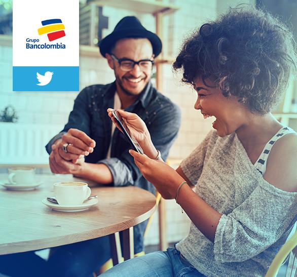 Caso de éxito Bancolombia en Twitter