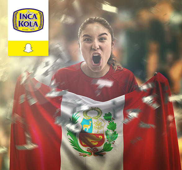 Success Case: Inca Kola on Snapchat