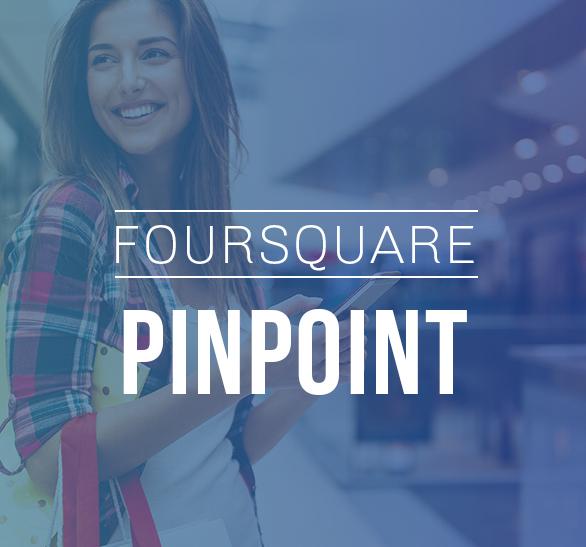 Foursquare Pinpoint