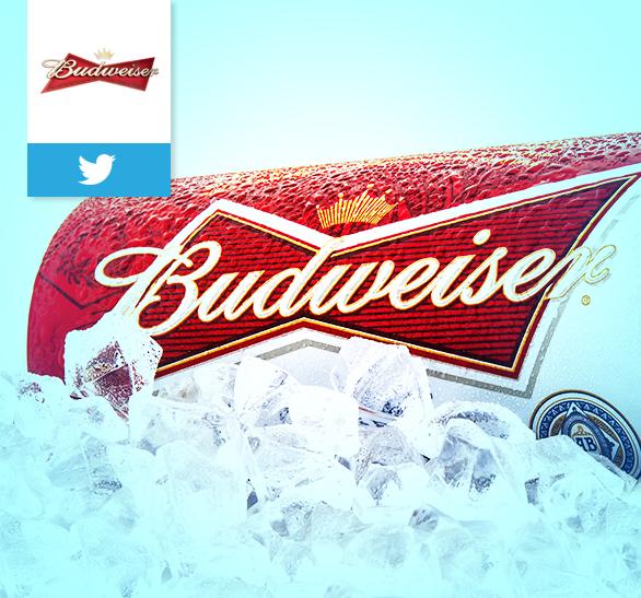 Caso de Éxito: Budweiser en Twitter