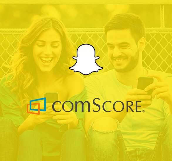 comScore study reports the monthly reach of Snapchat users between 13 and 17 years old in Argentina and Brazil