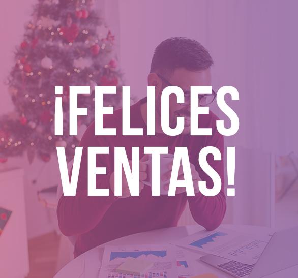 ¡Felices Ventas!