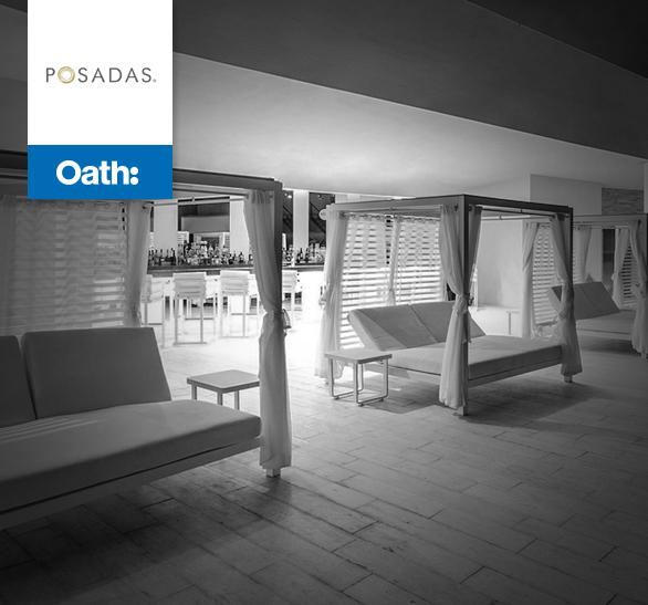 Caso de éxito: Hoteles Posadas en Oath
